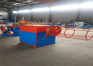Full Automatic PVC Wire Coating Machine Fast Speed For PVC Coated Wire